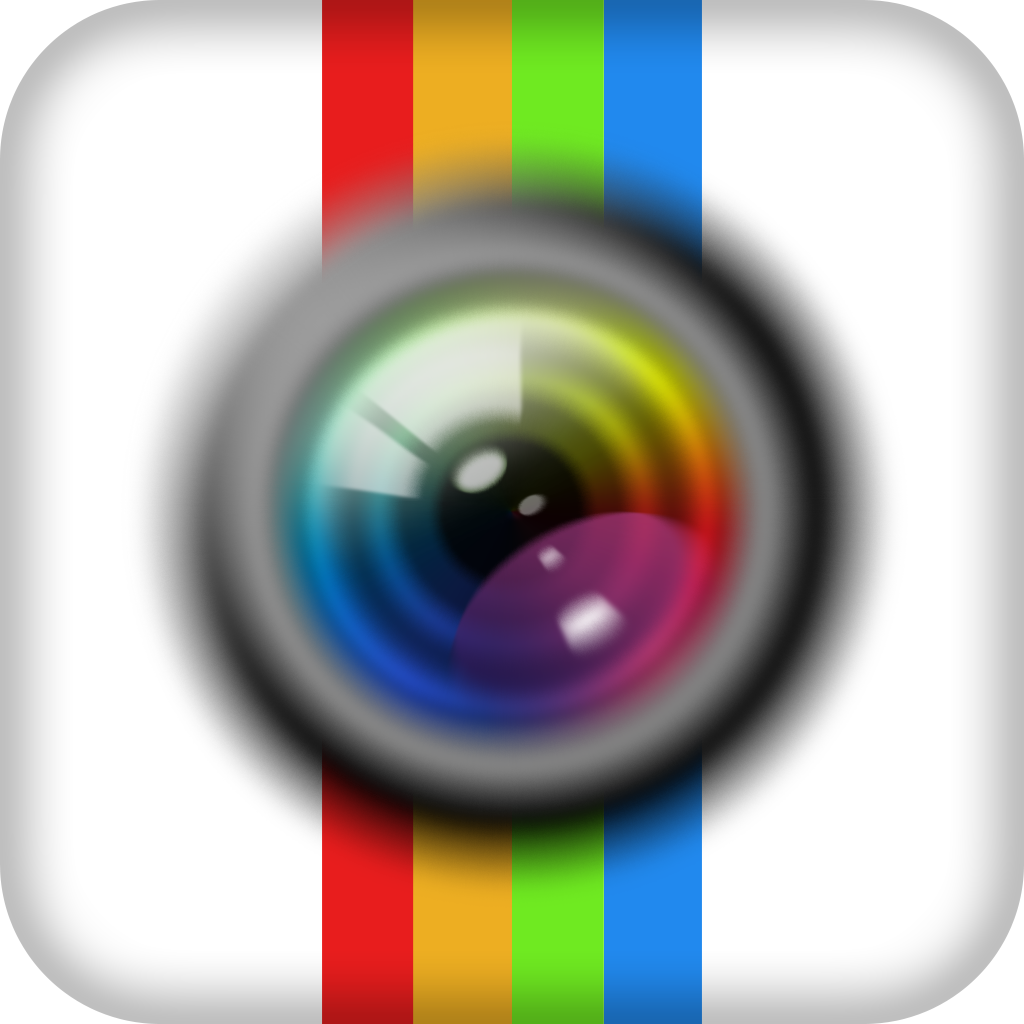 Insta Blur - Touch photo to blur, photo mosaic effects