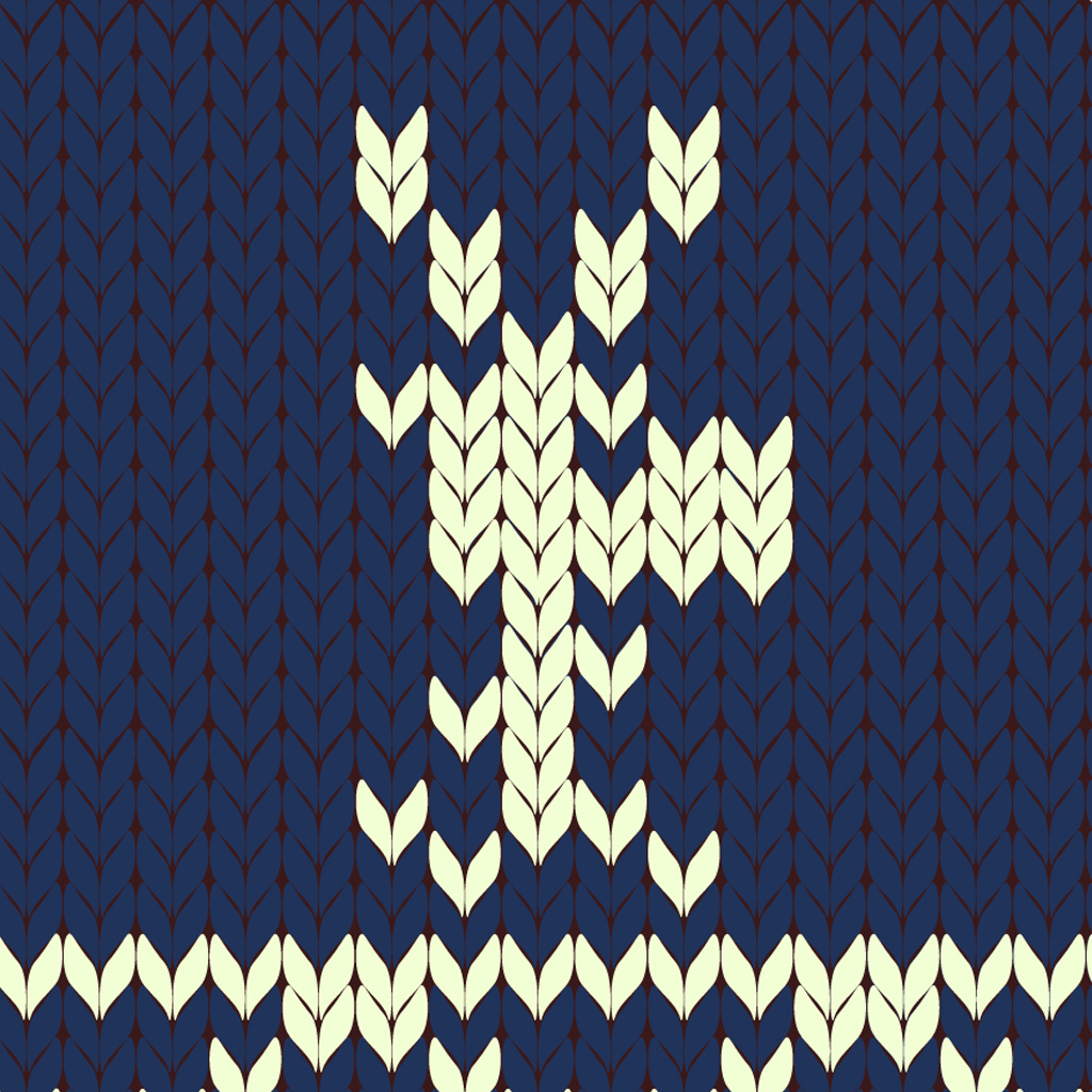 Knitted Deer by Josh Presseisen icon